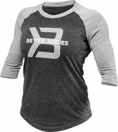 Women's Baseball Long Sleeve Tee