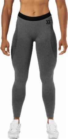 Image of Better Bodies Astoria Curve Tights Medium Graphite Melange