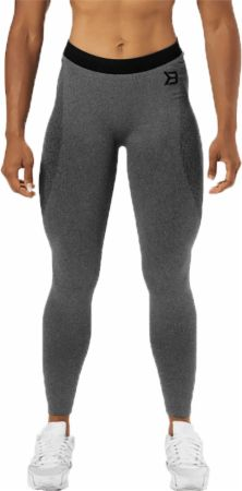 Image of Better Bodies Astoria Curve Tights Small Graphite Melange