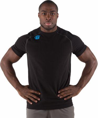Image of Bodybuilding.com Clothing B-Elite Series Ignite Tee Medium Black