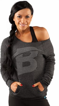 Women's Diagonal Maniac Eco Sweatshirt