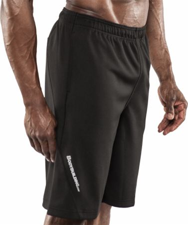 Image of Bodybuilding.com Clothing B-Elite Series Amplify Short Large Black