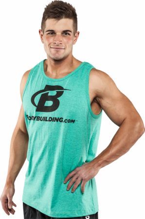 B Swoosh Tri Color Athlete Tank