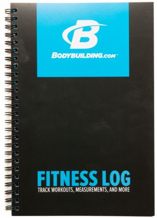 Workout fitness log