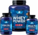 Bodybuilding.com Foundation Series Essentials Stack