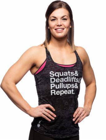 Women's Squats, Etc. Tank