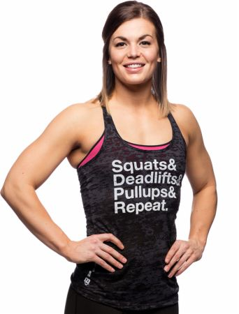 Women's Squats, Etc. Tank