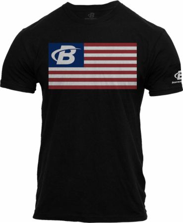 Bodybuilding.com Clothing 'Merican Muscle Tee