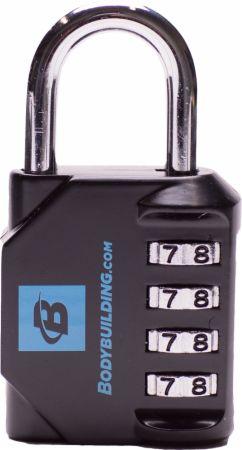 B Swoosh Combination Gym Lock