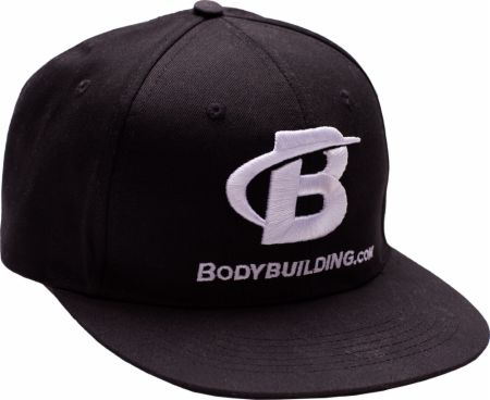 B Swoosh Snap Back Hat
