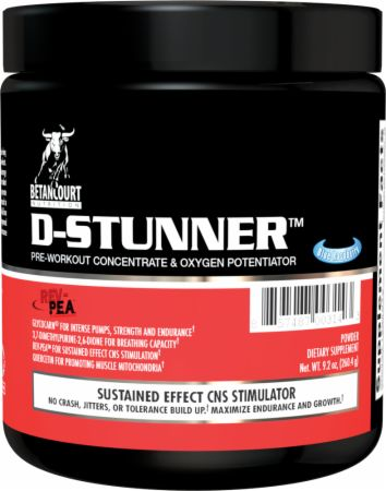 Betancourt Nutrition D-STUNNER の BODYBUILDING.com 日本語・商品カタログへ移動する