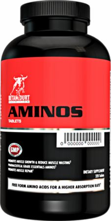 Betancourt Nutrition AMINO