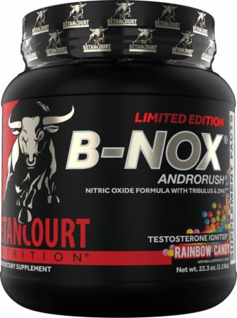 Image of B-Nox Androrush Rainbow Candy 35 Servings - Pre-Workout Betancourt Nutrition