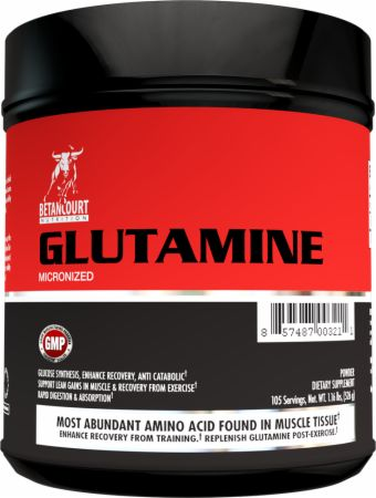 Image of Betancourt Nutrition Glutamine Micronized 1.16 Lbs. Unflavored