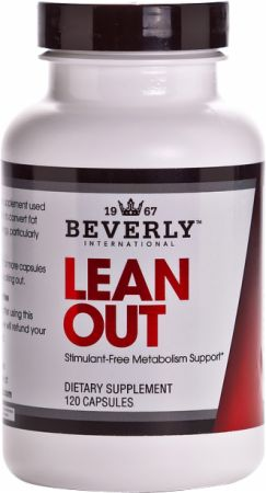 Lean Out Stim Free Fat Burner