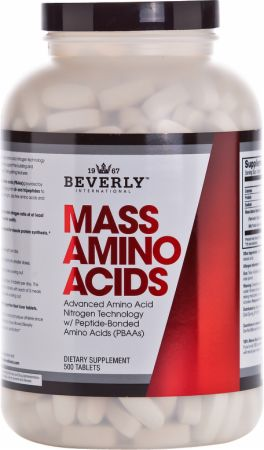 Mass Amino Acids