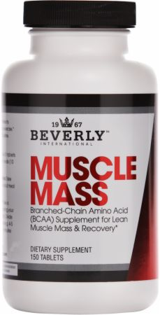 Muscle Mass BCAA