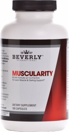 Beverly Int. Muscularity