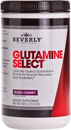 Beverly Int. Glutamine Select Plus BCAAs
