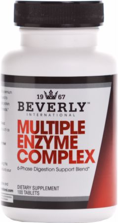 Beverly Int. Multiple Enzyme Complex