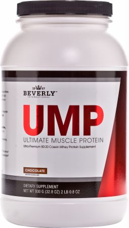 Image of UMP - Ultimate Muscle Protein Chocolate 2 Lbs. - Protein Powder Beverly International