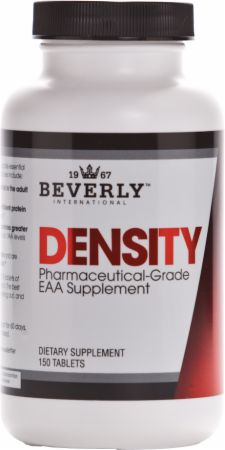 Image of Density EAA 150 Tablets - Amino Acids & BCAAs Beverly International