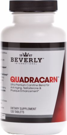 Quadracarn Carnitine Blend