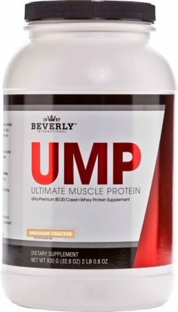 Image of UMP - Ultimate Muscle Protein Graham Cracker 2 Lbs. - Protein Powder Beverly International