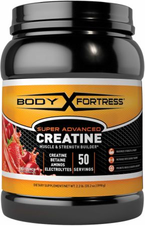 Bodyfortress creatine