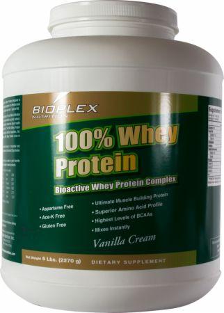 Bioplex 100% Whey Protein