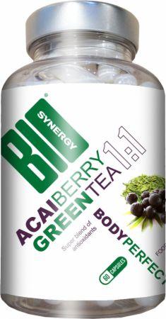 Image of Bio-Synergy Acai Berry & Green Tea 60 Capsules