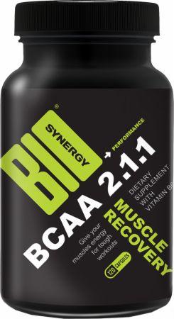 Image of Bio-Synergy BCAA 2:1:1 120 Capsules