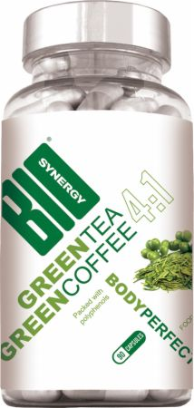 Image of Bio-Synergy Green Tea Green Coffee 90 Capsules