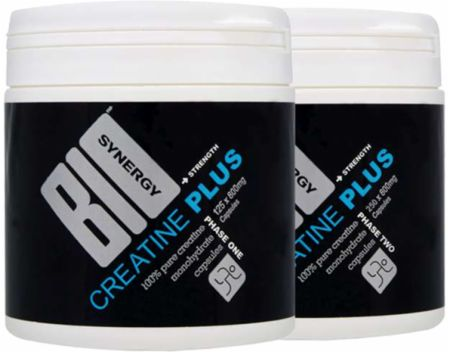 Image of Bio-Synergy Creatine Plus 125 + 250 Capsule Combo