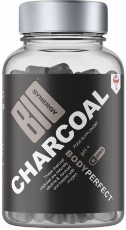 Image of Bio-Synergy Activated Charcoal 90 Capsules
