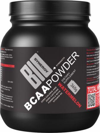 Image of Bio-Synergy BCAA Powder 360 Grams Watermelon