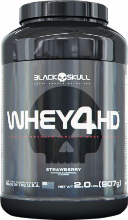 Image for Black Skull - WHEY 4HD