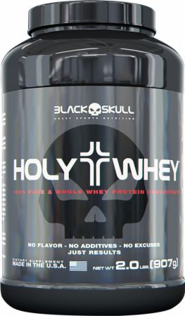 Image for Black Skull - HOLY WHEY