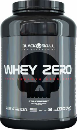 Image for Black Skull - WHEY ZERO