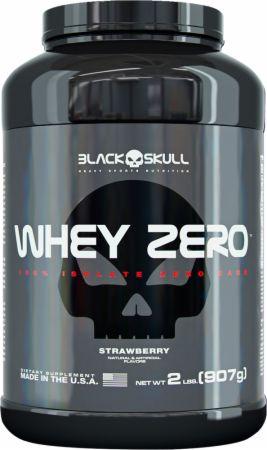 Image for Black Skull - WHEY ZERO