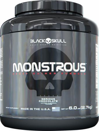 Image for Black Skull - MONSTROUS