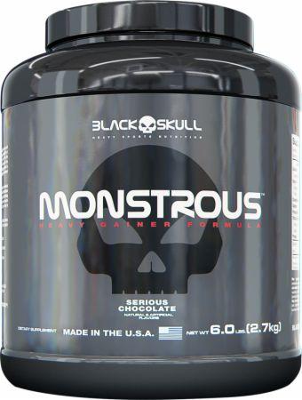 Image for Black Skull - MONSTROUS