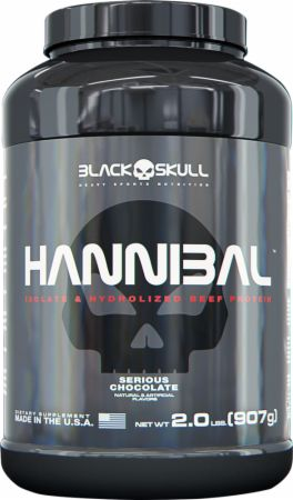 Image for Black Skull - HANNIBAL