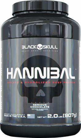 Image for Black Skull - HANNIBAL