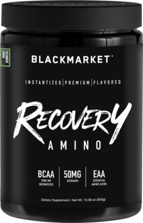Image of Recovery Amino Cucumber Lemon 30 Servings - Amino Acids & BCAAs Blackmarket