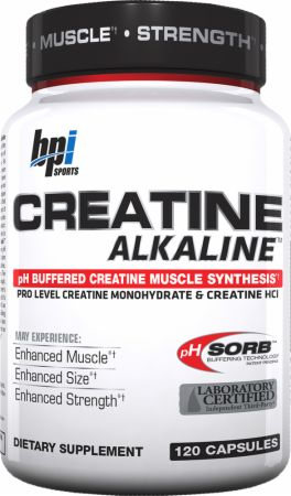 BPI Sports Creatine Alkaline