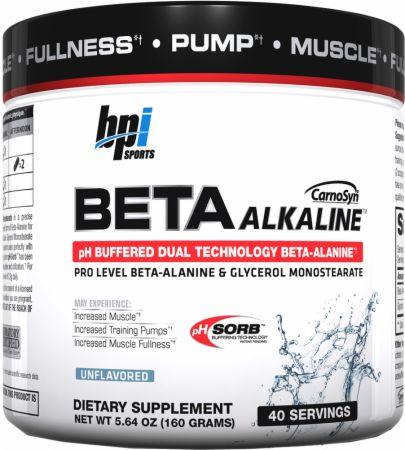BPI Sports BETA-ALKALINE の BODYBUILDING.com 日本語・商品カタログへ移動する
