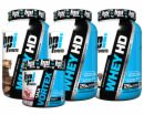 BPI Sports Whey-HD + 1.M.R. Vortex Stack
