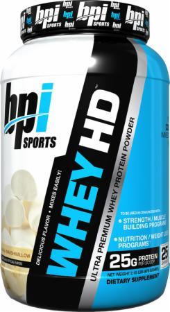 BPI Sports Whey-HD