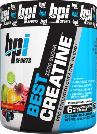 Image of BPI Sports Best Creatine 50 Servings Fruit Punch